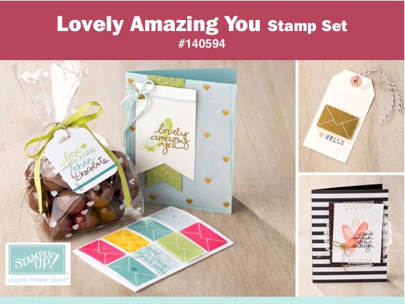 New Valentine's Day Stamp Set