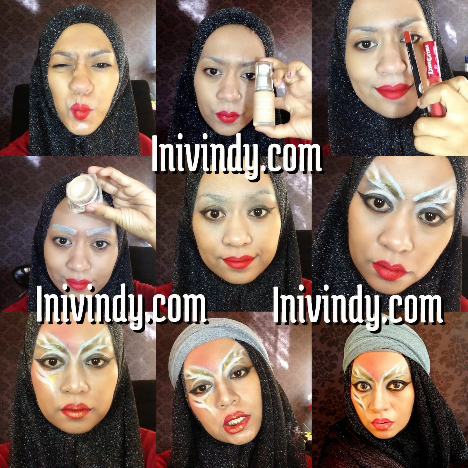 Tutorial Make Up Wardah Ini Vindy | Share The Knownledge