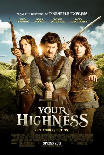 Your Highness 2011 Hindi Dubbed Movie Watch Online