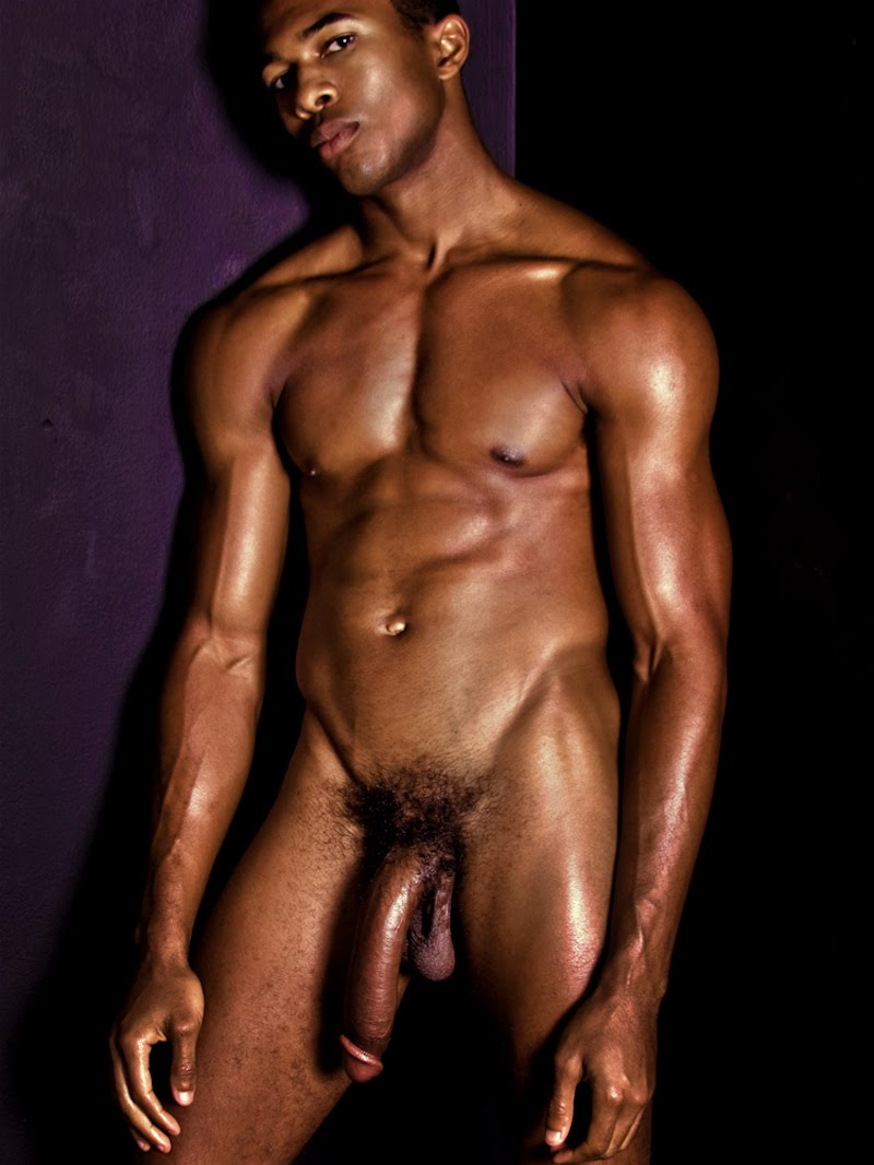 from Spencer gay black men penis