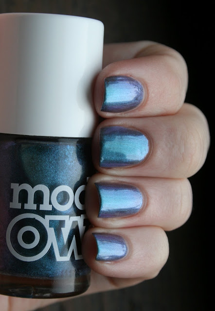 Models Own - Aqua Violet swatch