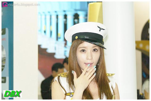 4 Lee Yeon Ah at SIDEX 2012-very cute asian girl-girlcute4u.blogspot.com