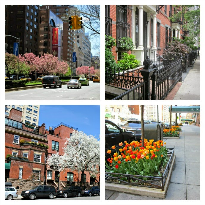 Life in the Big City - Spring in My New York