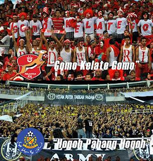 Final Piala Malaysia 2013 : Kelantan vs Pahang