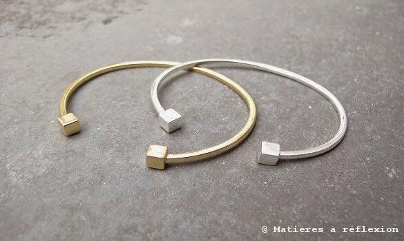 Bracelets jonc ouverts Louise Hendricks