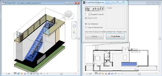 CropViewToSelection Revit Addin from dp Stuff - Quickly Crop 3D Views