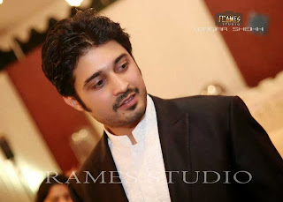 Pakistani Actor Babar khan And Sana khan Wedding Pictures