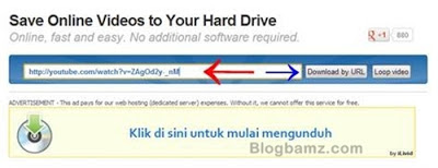Cara Download Video Youtube Selain Keepvid