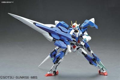 MG 1/100 GN-0000GNHW7SG 00 Gundam Seven Sword/G