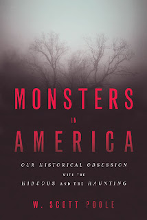 Monsters in America, 2011, copertina