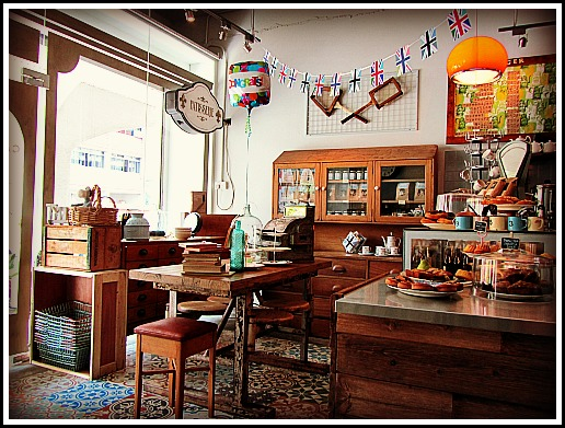 trackfindings: Cafes (Interior Design/Decoration)
