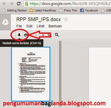 download rpp smp mapel ipa download rpp smp mapel ips download rpp smp
