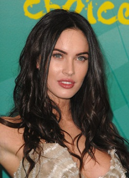 american actress megan fox