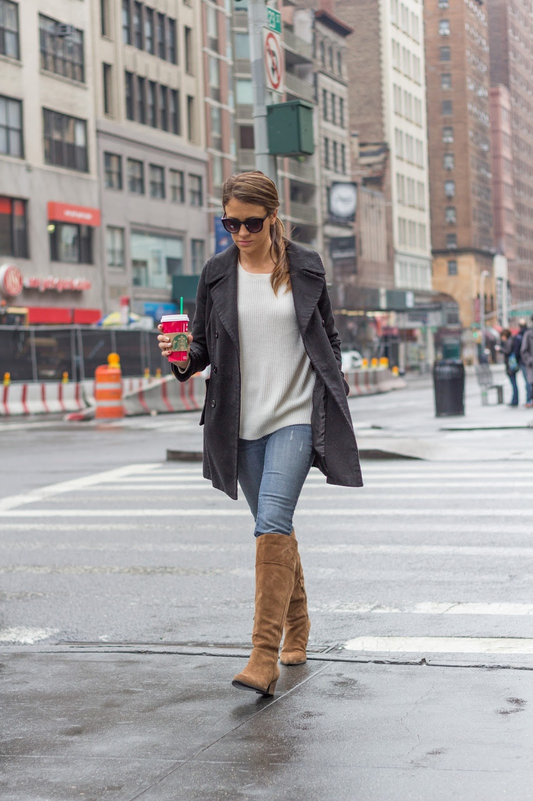 New york in december what to wear