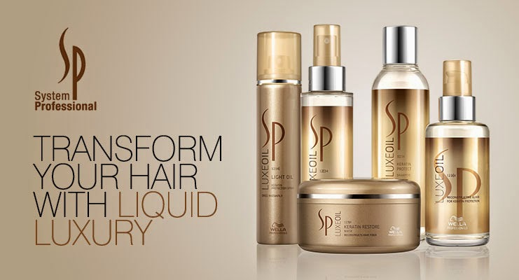 SP LuxeOil Keratin Restore Treatment - My Experience and How My Hair Feels After