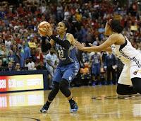BALONCESTO (WNBA Finals 2015) - Maya Moore y Minnesota lideran ahora la serie