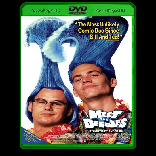 Vaya Par de Locos (1998) DVDip 480p Audio Dual Castellano/Ingles 5.1