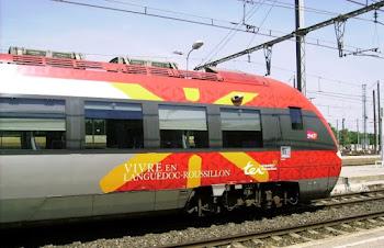 Tren TER de la SNCF  Francia