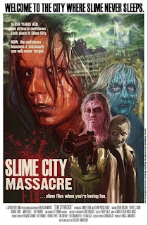 Watch Slime City Massacre 2010 DVDRip Hollywood Movie Online | Slime City Massacre 2010 Hollywood Movie Poster