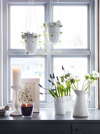 Astenersi no perditempo ikea vintage accessori per la casa - Bottiglie vetro ikea ...