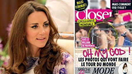 Kate Middleton Closer Magazine Photo Controversy