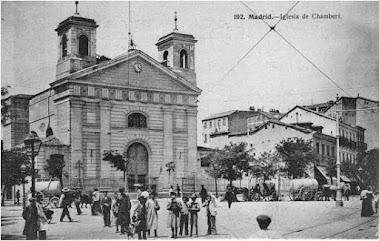 Visita Guiada: El barrio de Chamberí