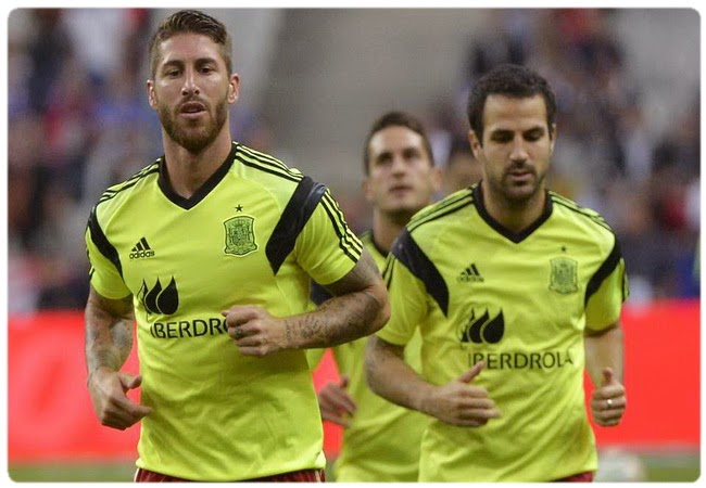 Cesc Fabregas: Ramos can always call me and say everything in person