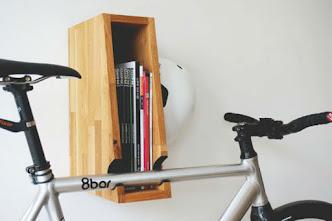 5 idei - depozitare bicicleta
