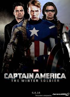 Captain America: Chiến Binh Mùa Đông - Captain America: Winter Soldier
