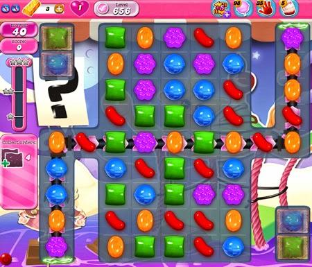 Candy Crush Saga 656