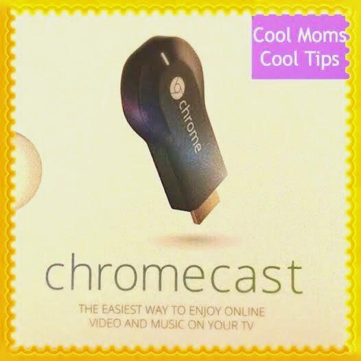 cool moms cool tips #staples chromecast