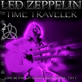 Led Zeppelin - Live In Inglewood, Los Angeles, L.A. Forum 22.6.1977 - (CD2)