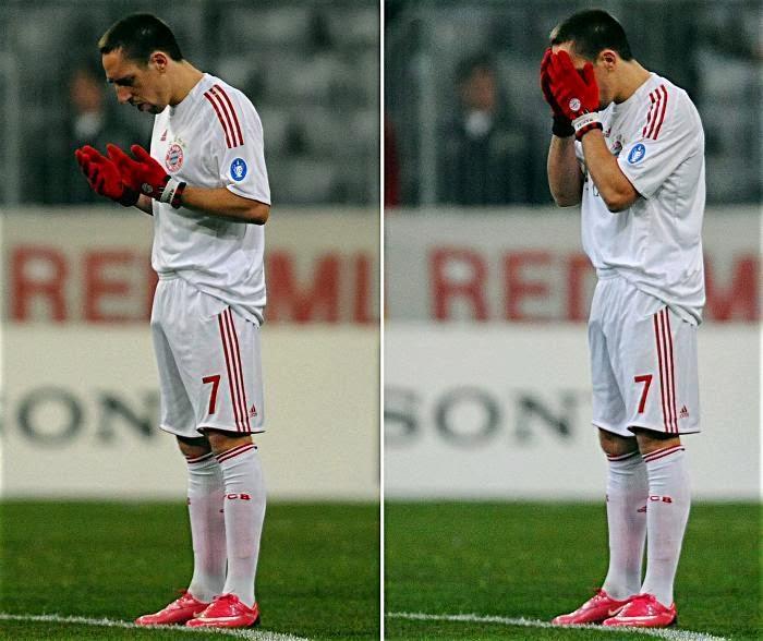 Franck Ribery  Islam Bikin Saya Semakin Kuat Secara Mental dan FisikFranck Ribery Muslim