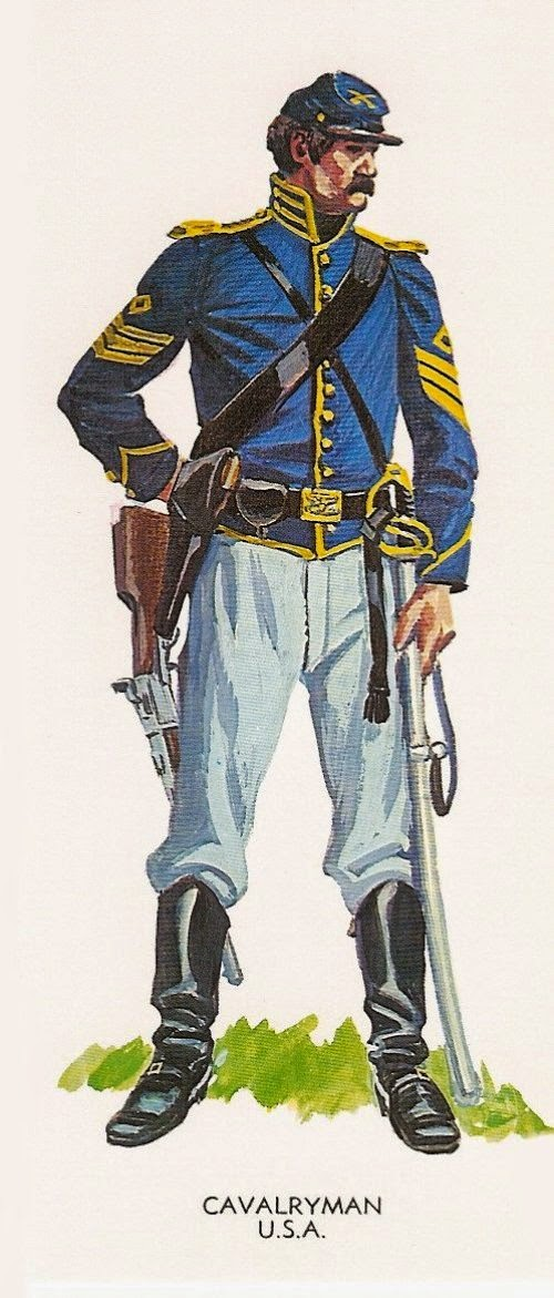 Union Sergeant of Cavalry picture 1