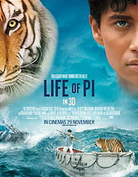 Life of Pi - Pondicherry online booking