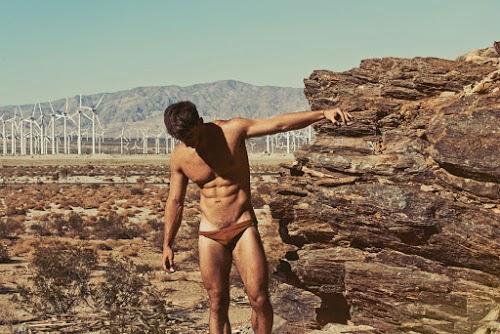 Patrick Frost naked