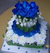 Sireh Junjung - Blue Roses