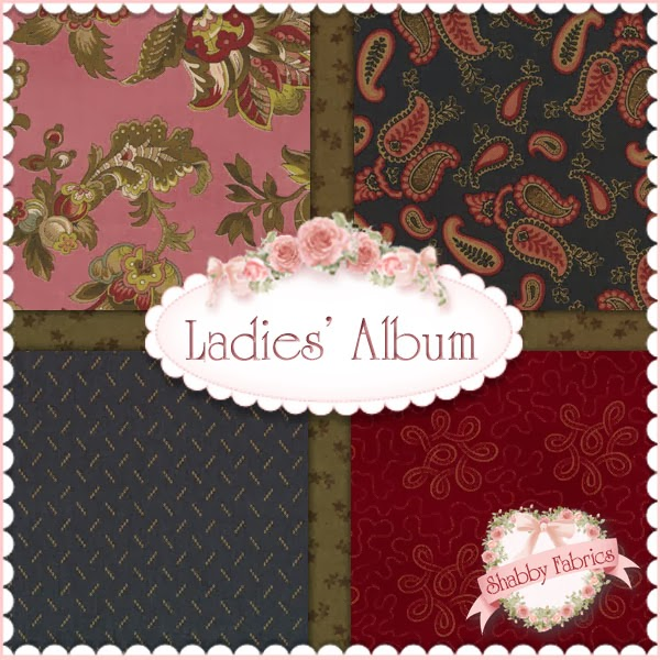 Ladies' Album by Barbara Brackman for Moda Fabrics