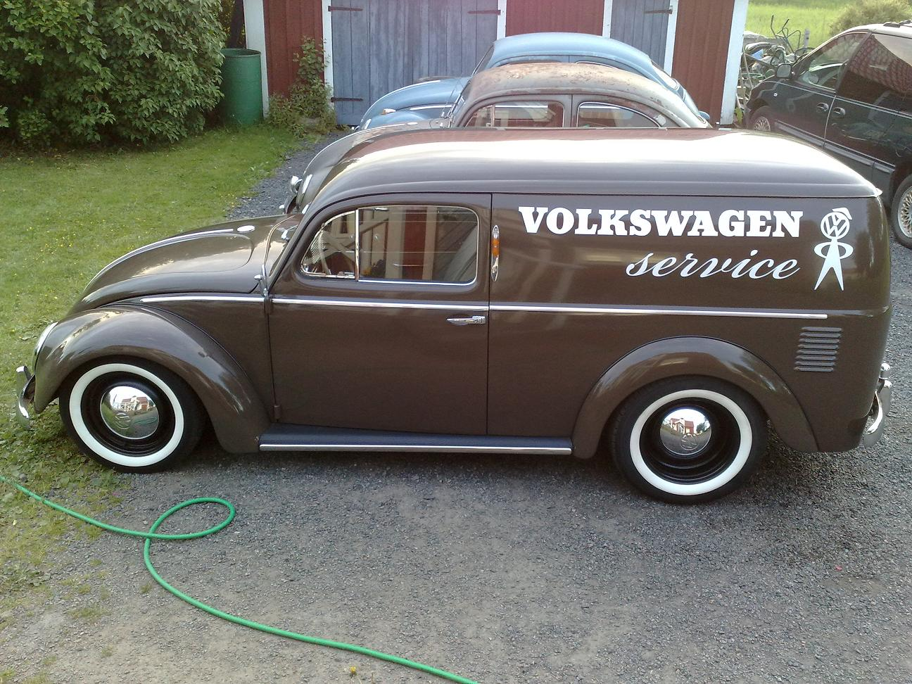 Your Daily Car Fix Beetle Wagon