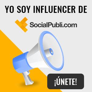 Soy influencer de SocialPubli
