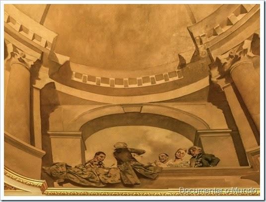 Salão Dourado; Carnaval de Veneza; Columbano Bordalo Pinheiro; Maria Augusta Bordalo Pinheiro; Gabinete de Estudos Olisiponenses