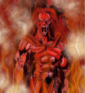 Jeritan Iblis Saat Sakaratul Maut