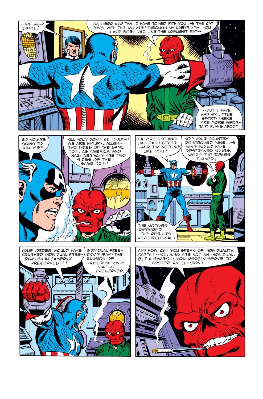 Captain America (1968) Issue #242 #157 - English 12