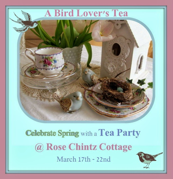 A Bird Lover's Tea