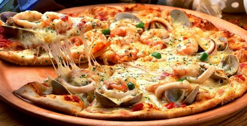 Pizza Seafood Spesial