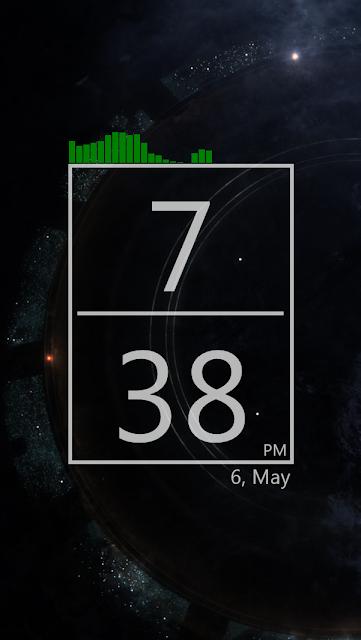 Trixor Clock