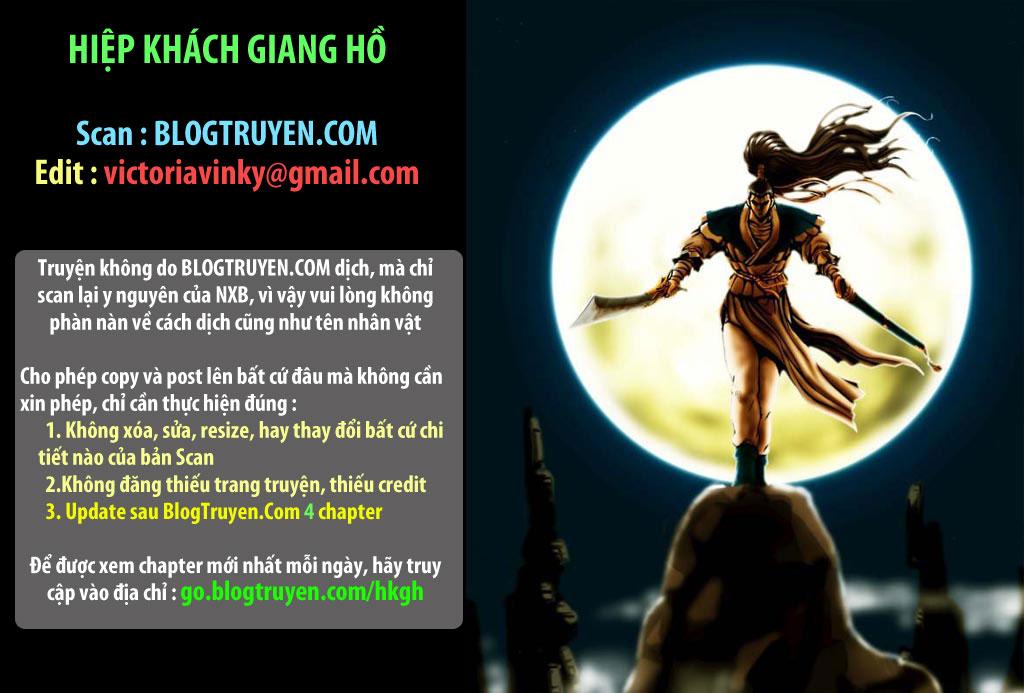 Hiệp Khách Giang Hồ chap 3 page 23 - IZTruyenTranh.com