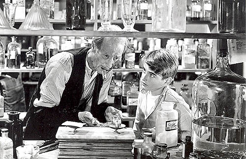 The Bedford Falls Sentinel An It 39 S A Wonderful Life Blog Mr Gower 39 S Drug Store Via The
