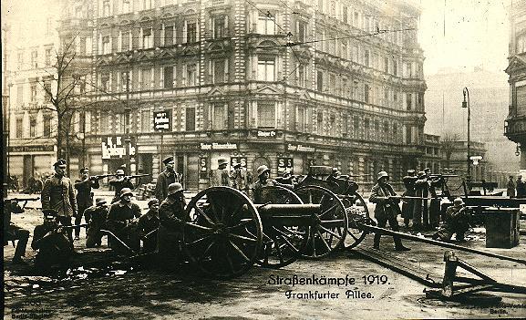 Pertempuran di f Lichtenberg (Maret 1919)