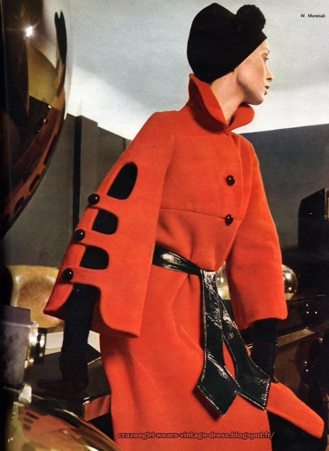 Pierre Cardin - 1972 wool coat  70s 1970
